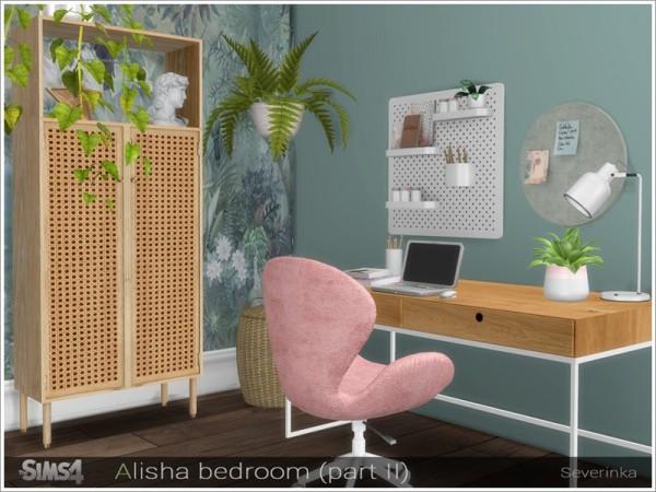 The Sims Resource: Alisha bedroom (part II) by Severinka