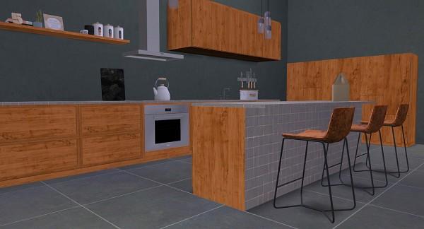 Riekus13: Sanoy`s Eik Kitchen Recolored