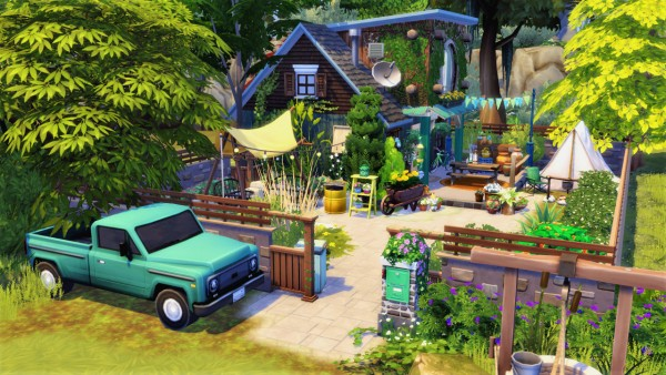 Agathea k: Small Rustic Home