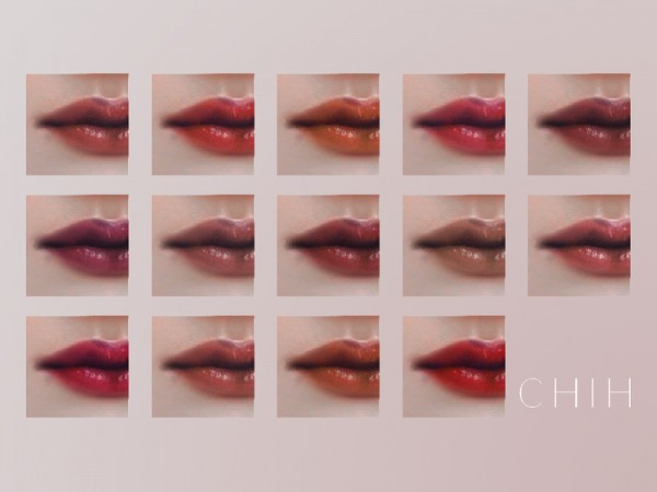 The Sims Resource: Acid Lips by Chih