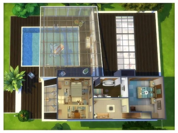 All4Sims: Avarice Acres 1 by Oldbox