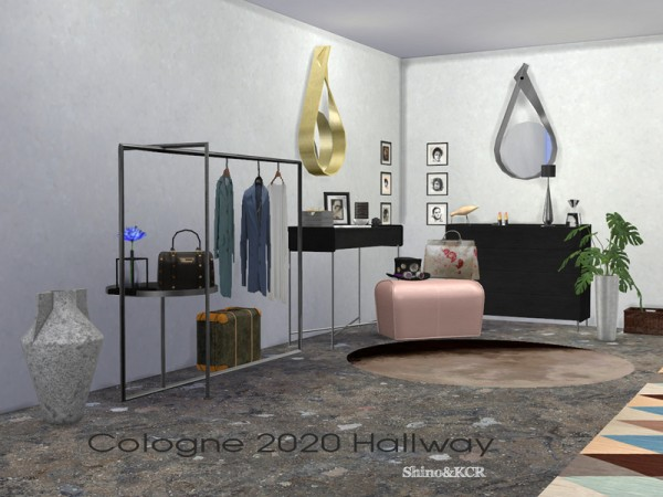 The Sims Resource: Hallway Cologne 2020 by ShinoKCR