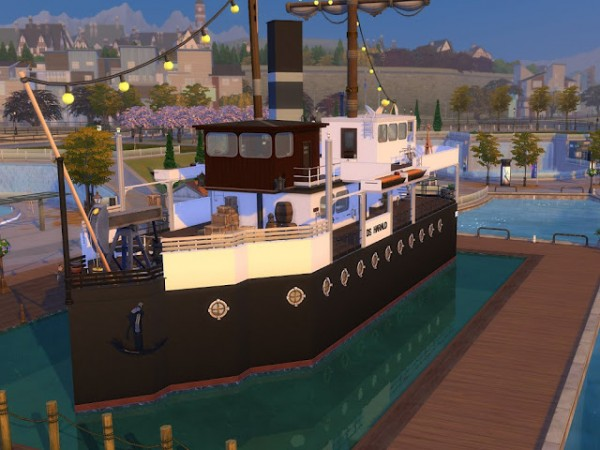 KyriaTs Sims 4 World: DS Harald   Quick route