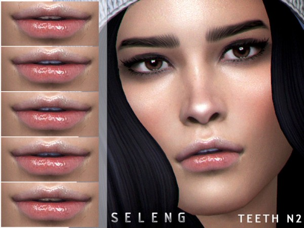 The Sims Resource: Teeth N2 by Seleng