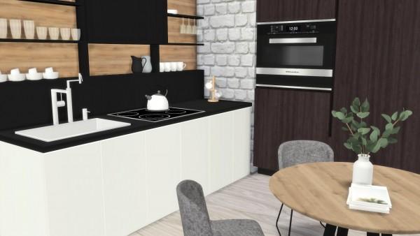 Models Sims 4: Forever Design Studio Appartment