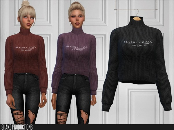 The Sims Resource: 394   Sweater by ShakeProductions