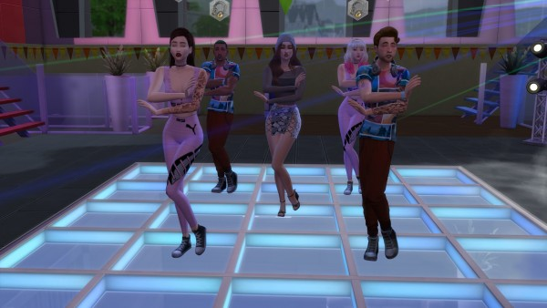 Mod The Sims: Dance afterschool program for teens! by SweetiePie