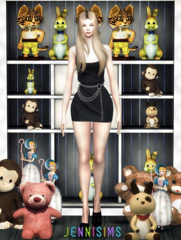 Jenni Sims: KIds Clutter 7 Items