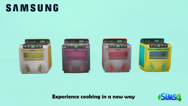 Mod The Sims: Home Appliance by godspeed