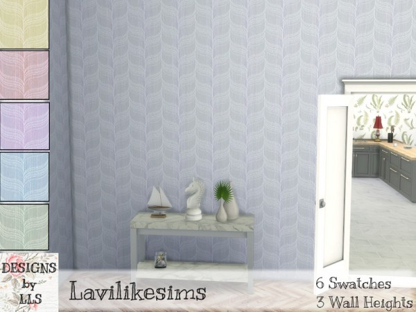 The Sims Resource: Portofino Waves by lavilikesims