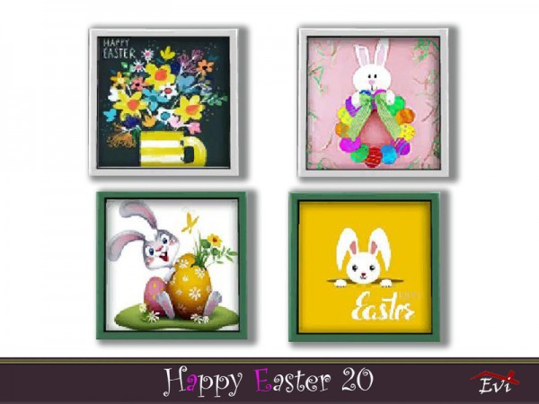The Sims Resource: Happy Easter by evi