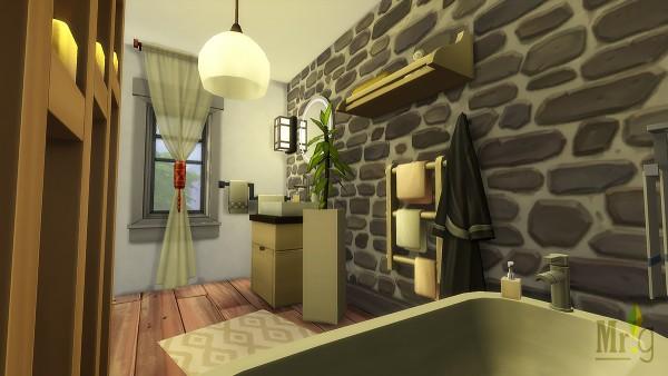 Misterglucose: Cosy Master Bedroom