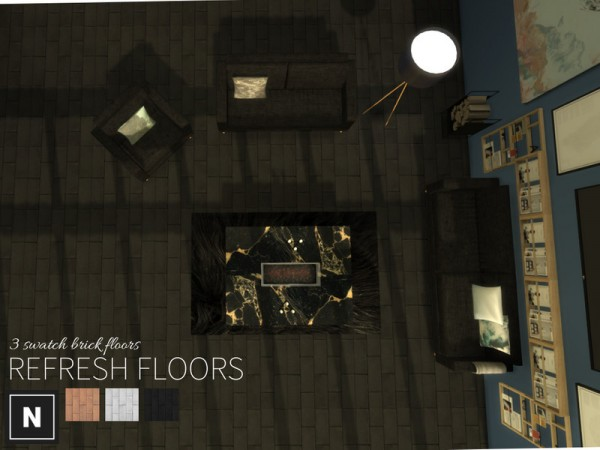The Sims Resource: Refresh floors by networksims