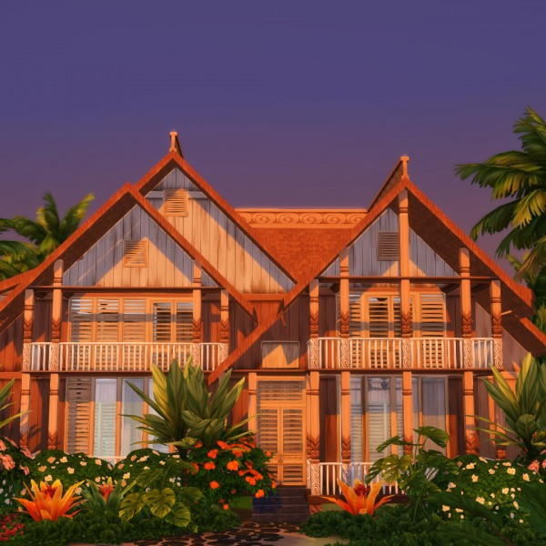 Simsational designs: Island Living Buildmode Expanded   Thirty Eight New or Recoloured Items