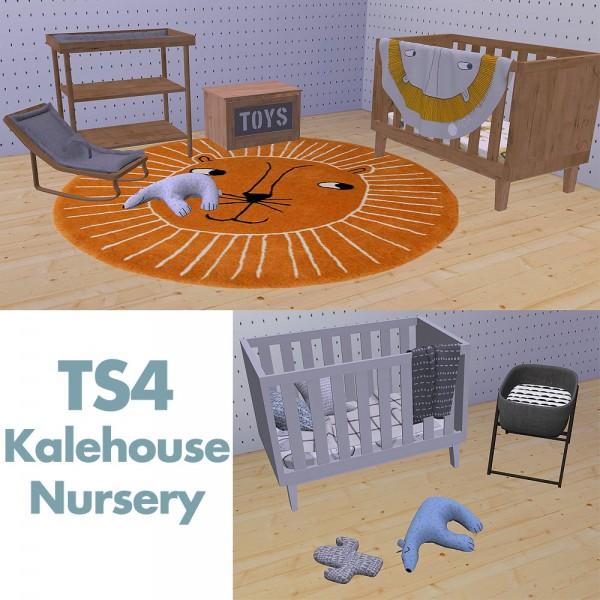 Riekus13: Scandi nursery items recolors