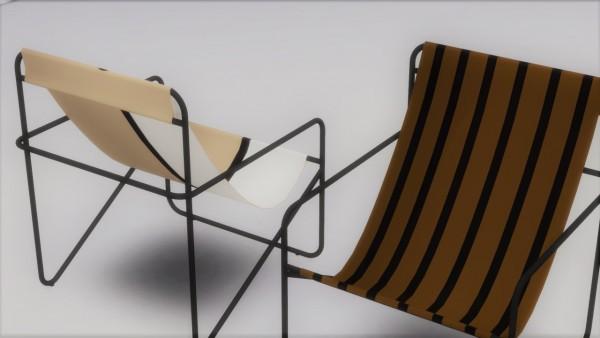 Meinkatz Creations: Desert Lounge Chair by Ferm Living
