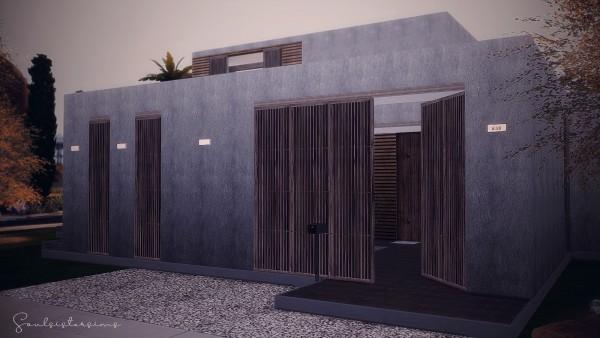 Ideassims4 art: 125 House Amaney