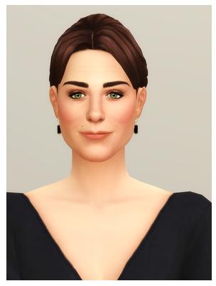 Rusty Nail: Kate Hairstyle III V2