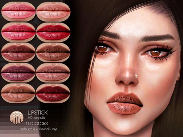 The Sims Resource: Matte Lipstick BM25 by busra tr