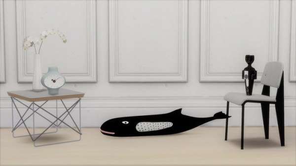 Meinkatz Creations: Eames House Whale