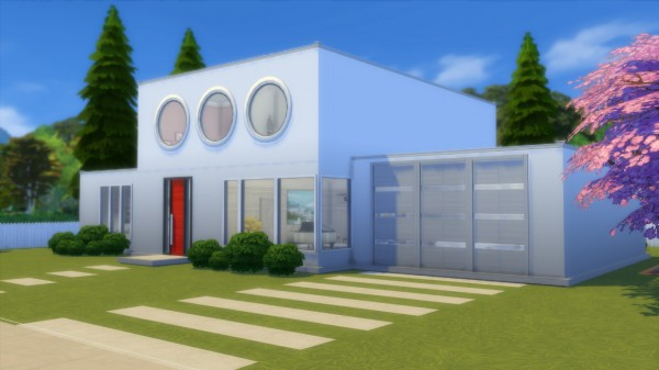 Mod The Sims: The Powerpuff girls house | NO CC by iSandor