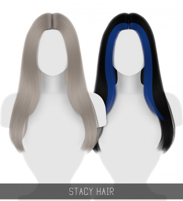 Simpliciaty: Stacy Hairstyle