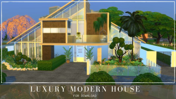 Dinha Gamer: Luxury Modern House 2