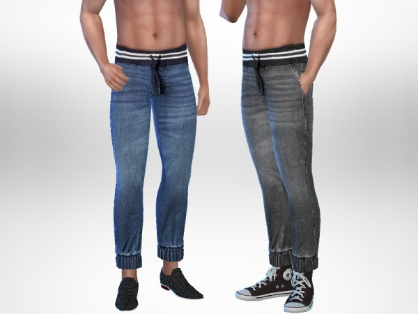The Sims Resource: Horacio Jeans by Horacio Jeans