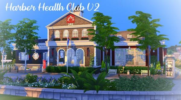 Jenba Sims: Harbor Health Club V2