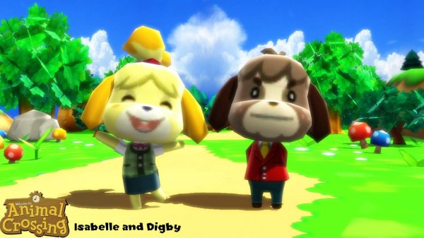 Mod The Sims: Isabelle and Digby by Karon