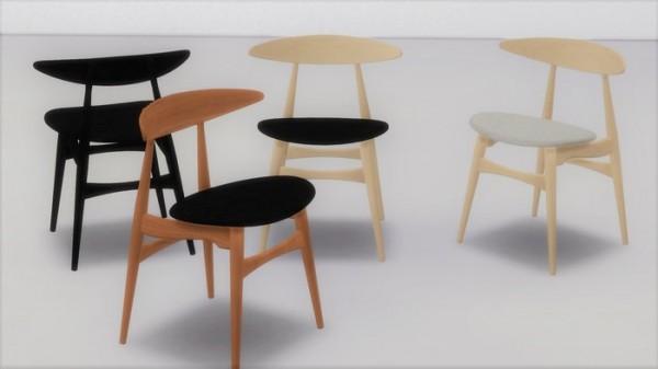 Meinkatz Creations: CH33 chair