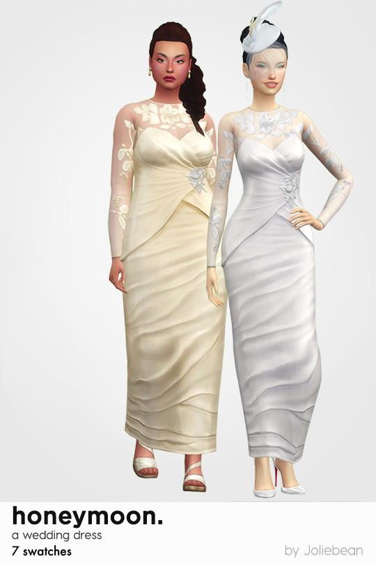 Joliebean: Honeymoon dress