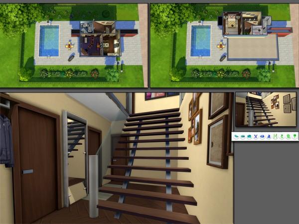 The Sims Resource: Perfect Match House by matomibotaki