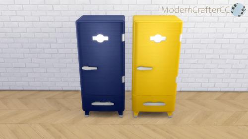 Modern Crafter: Classic Modern Fridge V2 Recolour