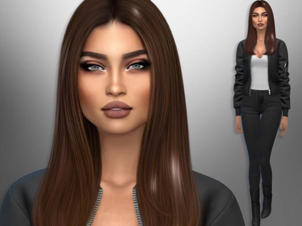 The Sims Resource: Jessie Guzman by divaka45