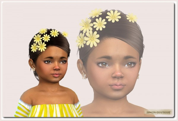 Sims4 boutique: Suit for Toddler Girls