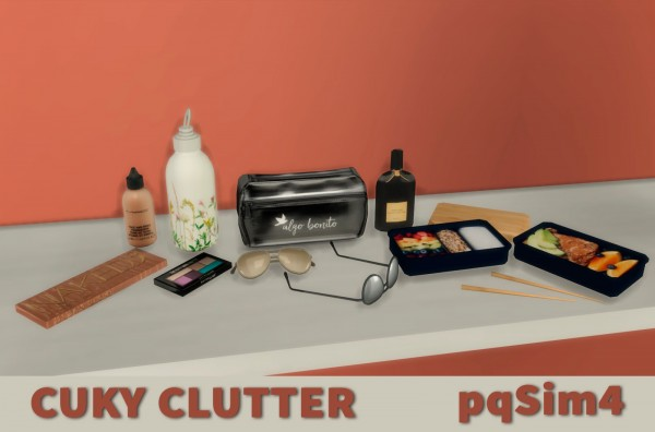 PQSims4: Cuky Clutter