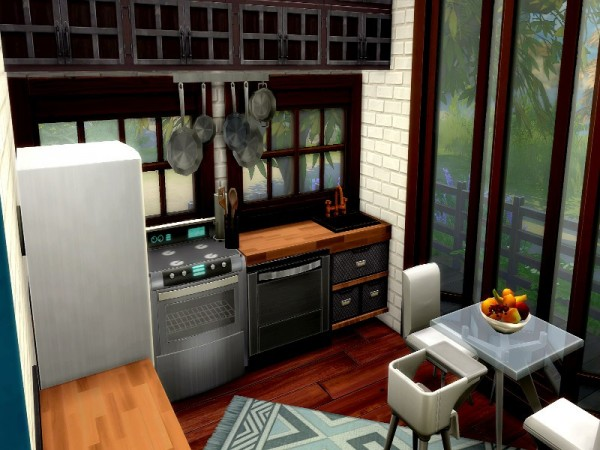 The Sims Resource: Tiny livin for big family by GenkaiHaretsu