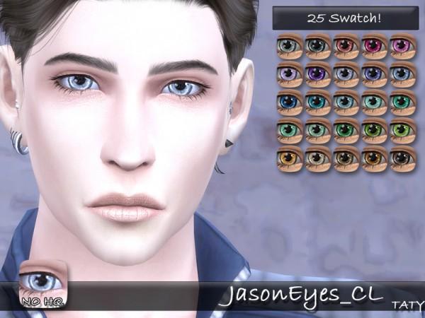 The Sims Resource: Jason Eyes by Taty