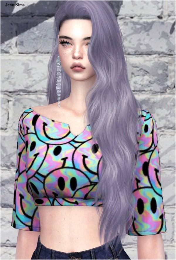 Jenni Sims: BG Compatible Top