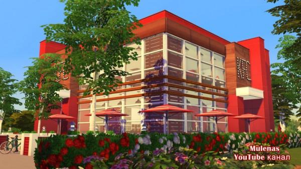 Sims 3 by Mulena: KFC Restaurant