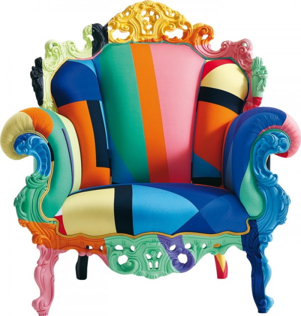 Meinkatz Creations: Proust Armchair by Magis