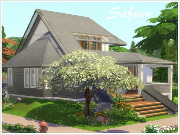 The Sims Resource: Safran (No CC) by philo