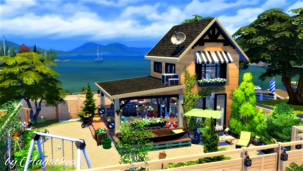 Agathea k: 2+2 Little Family House