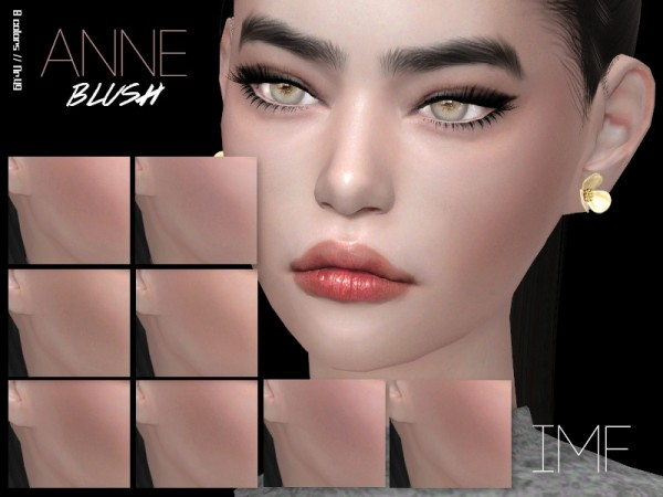 The Sims Resource: Anne Blush N.49 by IzzieMcFire