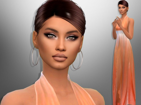 The Sims Resource: Pavlina Dailey by divaka45