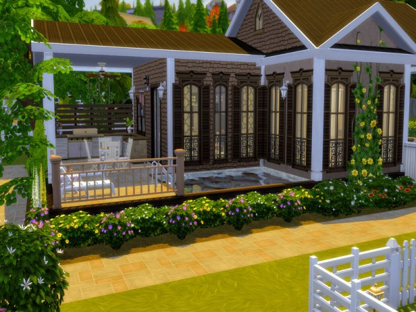The Sims Resource: Bay Area Fruit Farm by LJaneP6
