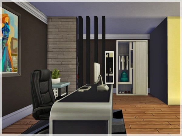 The Sims Resource: April House by Ray Sims