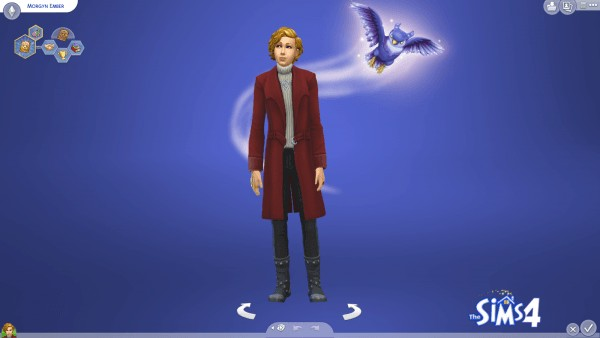 Mod The Sims: Realm of Magic CAS Background by CommodoreLezmo