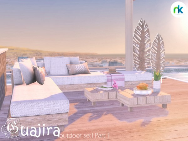 The Sims Resource: Guajira Outdoor Part One by Nikadema